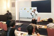 【講義レポート】「秋のフルーツ大解剖」「野菜の目利き3つのポイントとオリーブオイル活用術」(2017年10月講義)