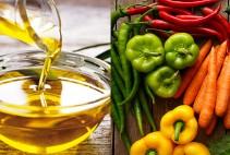 【増員しました!】知って得する、野菜の目利き3つのポイントとオリーブオイル活用術!(4月講義)