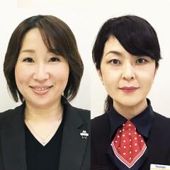 前田 貴子・太田黒 明日香